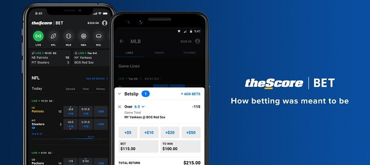 theScore Bet