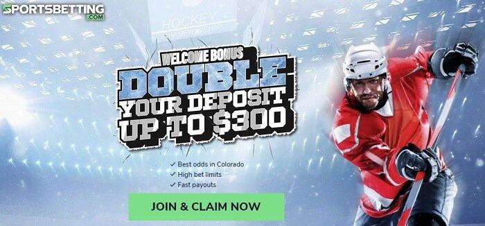 SportsBetting CO Bonus