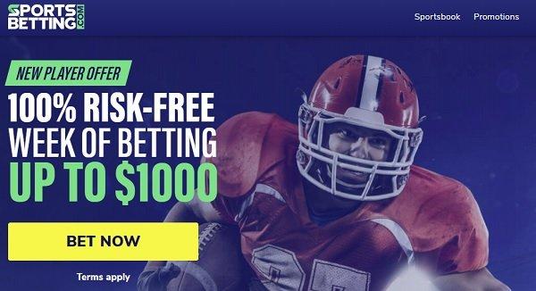 SportsBetting.com promo code