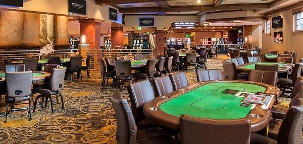 Ameristar Poker Room