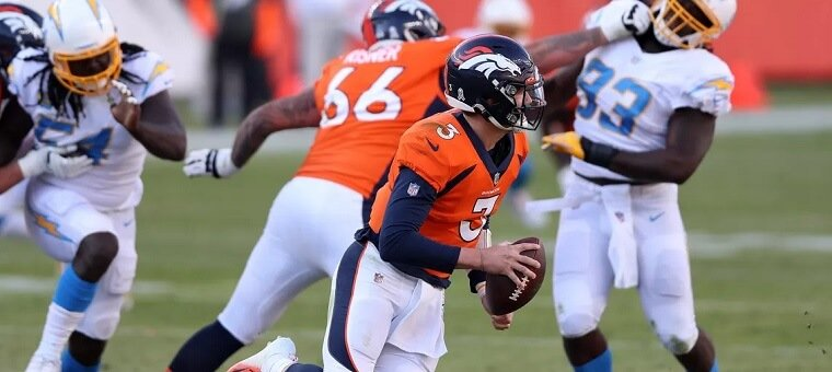 Denver Broncos Los Angeles Chargers