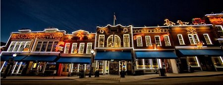 Bronco Billy's casino, Colorado