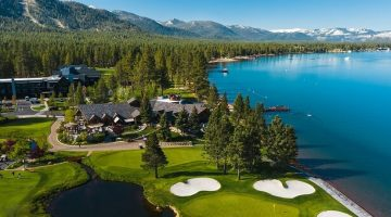 Edgewood Tahoe Resort golf course