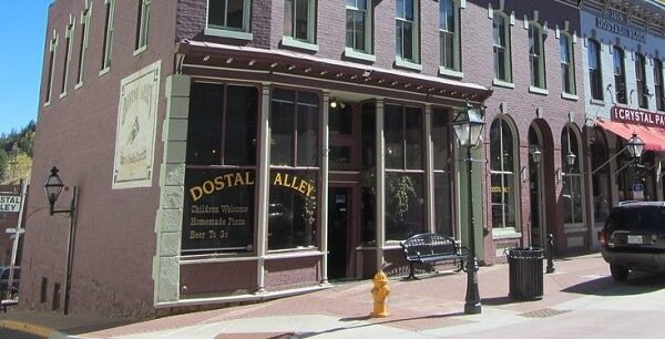 Dostal Alley Casino in Central city