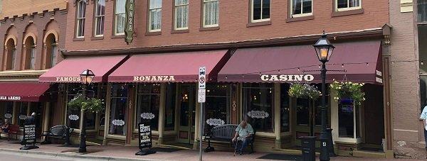 Famous Bonanza Casino, Colorado