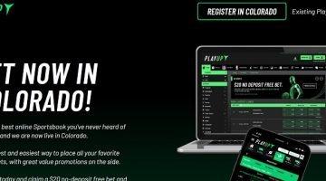 PlayUp Colorado launch