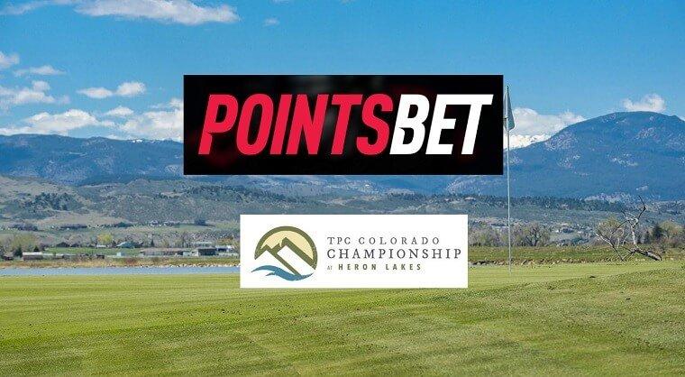 PointsBet TPC Colorado partnership