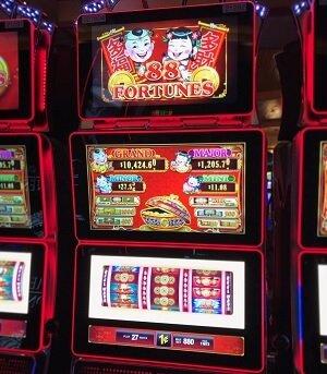 88 Fortunes machine Ameristar Casino