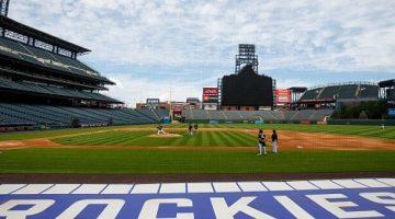 Rockies Dodgers COVID