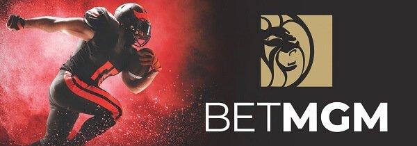 BetMGM football betting app